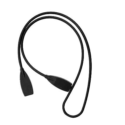 287304ccdf Sharplace Cuerda de Correa Cordón Deportiva para Gafas de Sol Caucho  Silicona Elasticidad Fuerte Resistente al