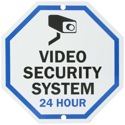 SmartSign Security Legend System Graphic