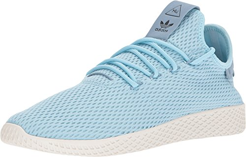 adidas Originals Men's Pharrell Williams Human Race Ice Blue/Ice Blue/Blue 4 D US by adidas Originals (Image #9)