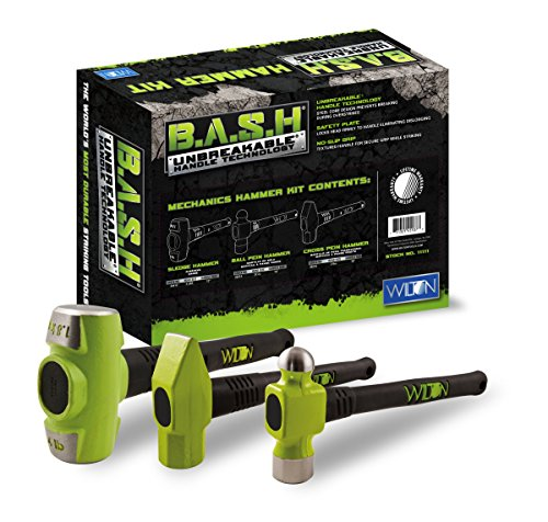 Wilton 11111 B.A.S.H Mechanics Hammer Kit