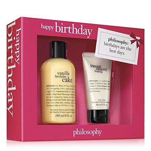 Birthday Set Happy Gift (Philosophy - Happy Birthday Gift Set)