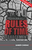 The 10 Unbreakable Rules of Time Management, Samer Chidiac, 9953021422