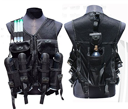 Paintball Vest, Paintball Chest Rig, Paintball Armor, Paintball Chest Protector