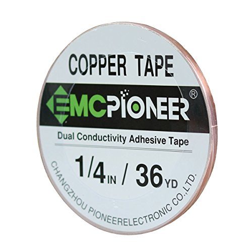 copper-foil-tape-with-conductive-adhesive-1-4inch-x-36yards635mm-x33m-electric-guitar-and-bass-emi-s