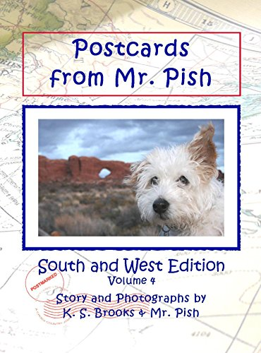 (Postcards from Mr. Pish: South and West Edition (Mr. Pish Postcards Series Book 4))