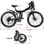 bici-elettrica-pieghevole-da26-pollici-bicielettrica-mobile-batteria-al-litio-36V-8Ah-E-bikeSistema-di-cambio-a-21-velocita