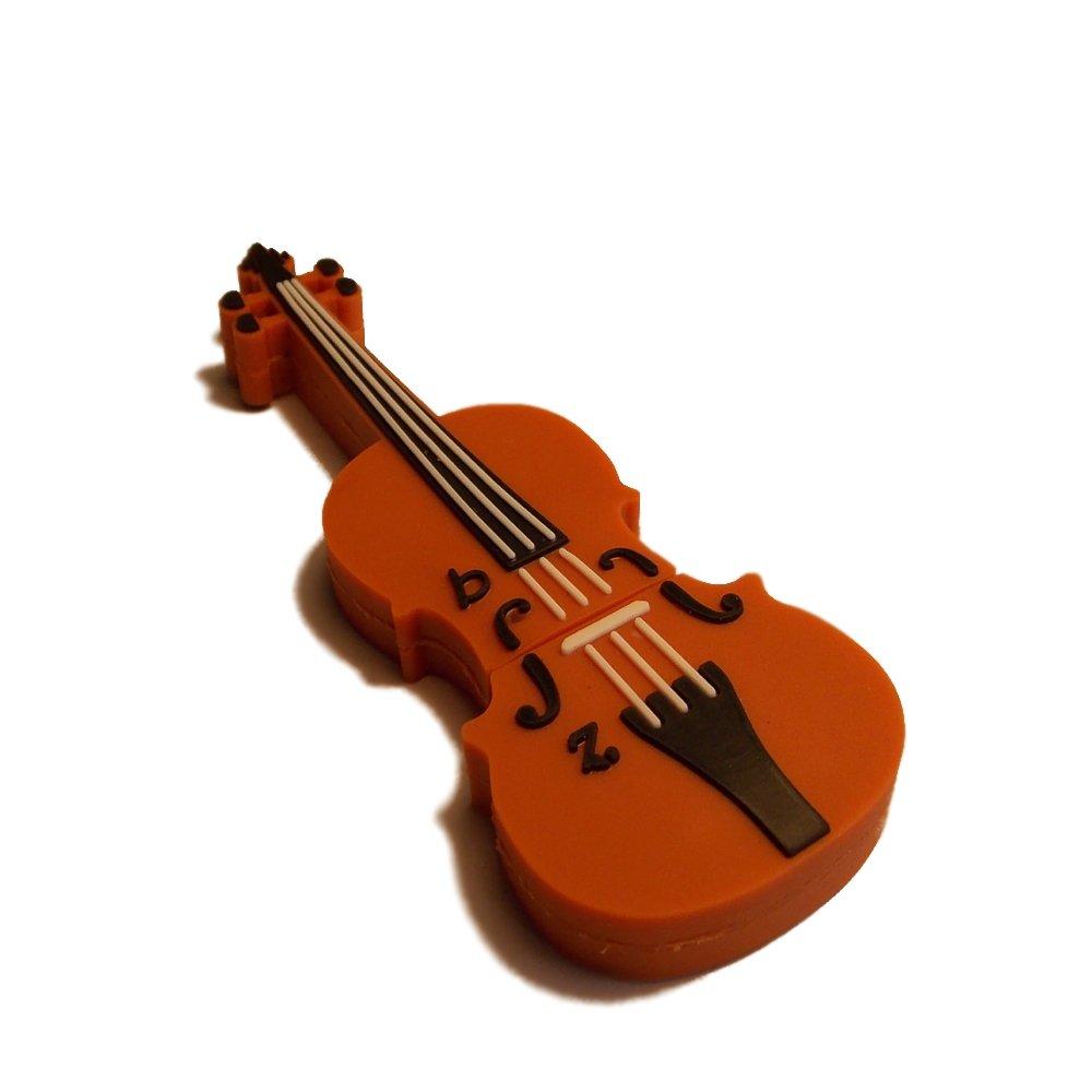 Clé USB violine musique 8GO funnyUSBsticks