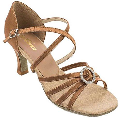 So Danca Ballroom Shoes with 2.5'' Heel by DanceNwear