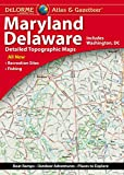 DeLorme Maryland/Delaware Atlas & Gazetteer