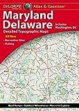 DeLorme Maryland/Delaware Atlas & Gazetteer