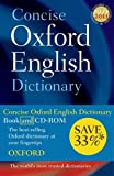 Concise Oxford English Dictionary: Dictionary and CD-ROM set, 11th edition, revised 2009