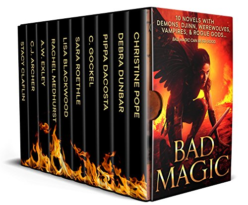 Bad Magic by C. Gockel & Others ebook deal