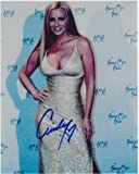 Cindy Margolis 8 X 10 Photo Display Autograph on Glossy Photo Paper