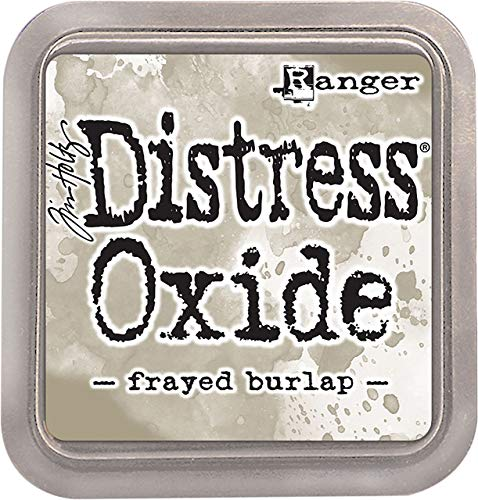 Ranger Ink Pad Frayed Burlap THoltz Distress Oxides