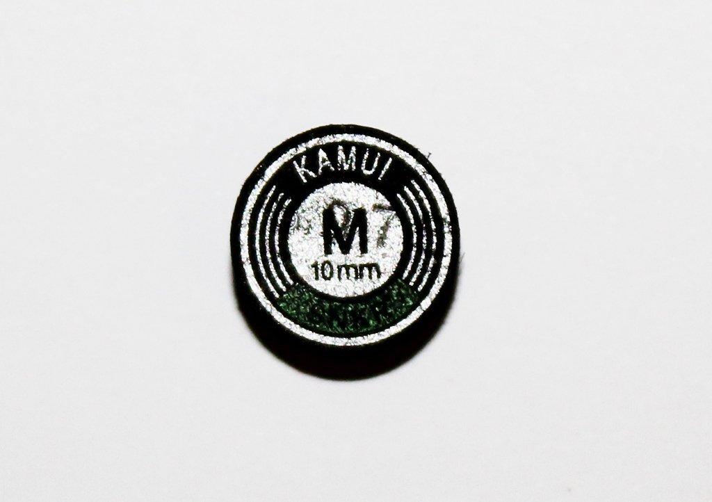 medium Kamui Original Snooker Mehrschichtleder 10mm