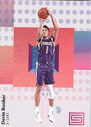 Amazon.com  2017-18 Panini Status  42 Devin Booker Phoenix Suns ... 0633d8805