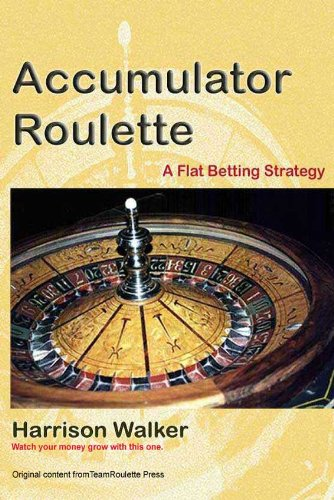 ~OFFLINE~ Accumulator Roulette - A Flat Betting Strategy (TeamRoulette Series Book 1). designer openbaar tardar siempre guidance cancer estas
