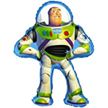 """40"""" BUZZ LIGHTYEAR BALLOON - Amazing New HOVERING ANTI-GRAVITY TOY - Free Floating, Flying Disney Toys Cartoon Movie Character Magic Kingdom Outer Space Birthday Party Favor"""