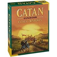 Catan Cities & Knights Expansion Board Game (5th Edition)