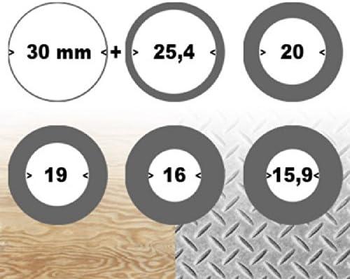 Kreiss/ägebl/ätter f/ür viele Hersteller in verschiedenen Gr/ö/ßen und f/ür unterschiedliche Materialien zur Auswahl Varo HM-S/ägebl/ätter