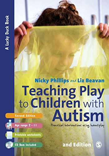 Teaching Play to Children with Autism: Practical Interventions using Identiplay (Lucky Duck - Duck Autism