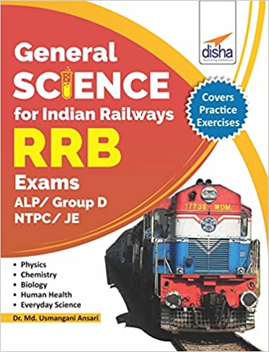 Buy General Science for Indian Railways RRB Exams - ALP/Group D/NTPC