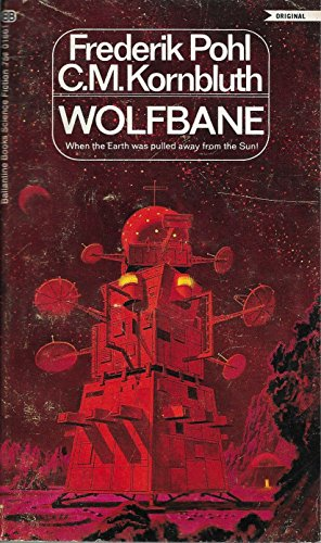book cover of Wolfbane