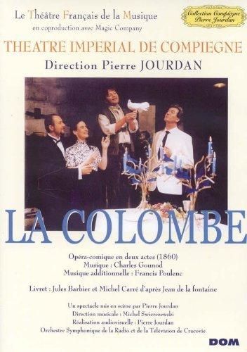Charles Gounod - La Colombe - Theatre Imperial de Compiegne [DVD] by Pierre Jourdan
