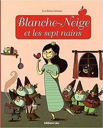 Minicontes classiques : Blanche Neige et les sept nains ( périmé )