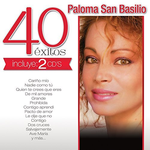 40 Exitos By Paloma San Basilio Music
