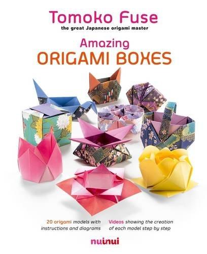 Amazing origami boxes tomoko fuse dario canova 9782889358007 amazing origami boxes tomoko fuse dario canova 9782889358007 amazon books fandeluxe Gallery