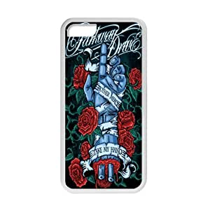 meilz aiaiQQQO Parkway Drive Take My Hand Cell Phone Case for ipod touch 5meilz aiai