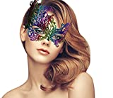 #6: Exquisite High-end Lace Masquerade Mask (Chromatic/Sexy/Soft Version))