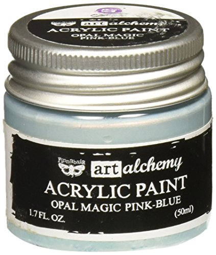 prima-marketing-963668-finnabair-art-alchemy-acrylic-paint-17-fl-oz-opal-magic-pink-blue