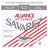 Savarez Strings 542R Nylon Classical Guitar Strings, Medium