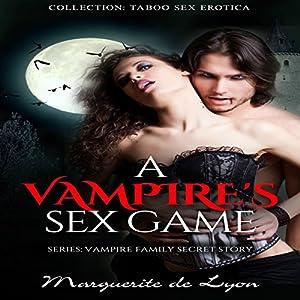 A Vampire's Sex Game Audiobook