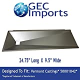 Vermont Casting Gas Grill Replacement Grease Pan 4 Burner Series 50001842