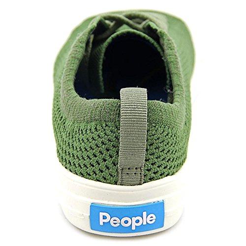 Människor Skor Män I Phillips Sticka Grön