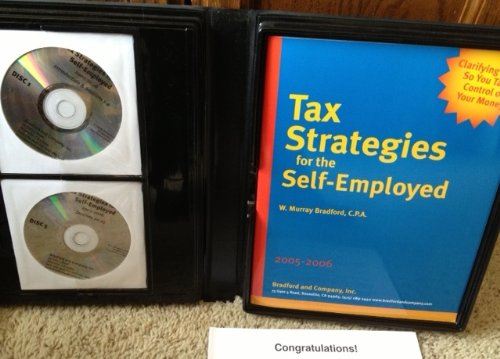 Tax Strategies for the Self-employed 2005-2006