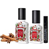 Poo-Pourri 3-piece Bathroom Deodorizer Set Secret Santa:Vanilla and Cinnamon
