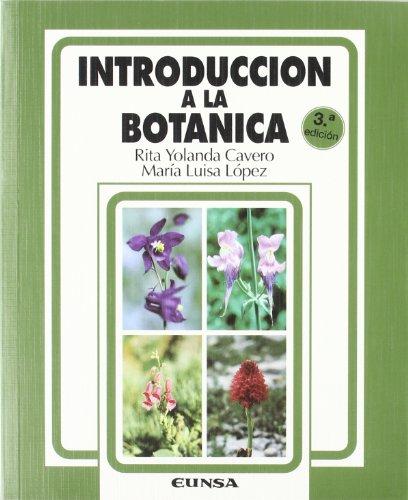 Descargar Libro Introducción A La Botánica Rita Yolanda Cavero Remón
