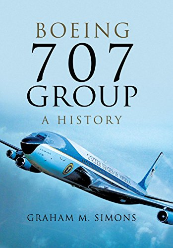 Boeing 707 Group: A History