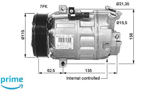 Nrf 32425G Sistemas de Aire Acondicionado: Amazon.es: Coche ...