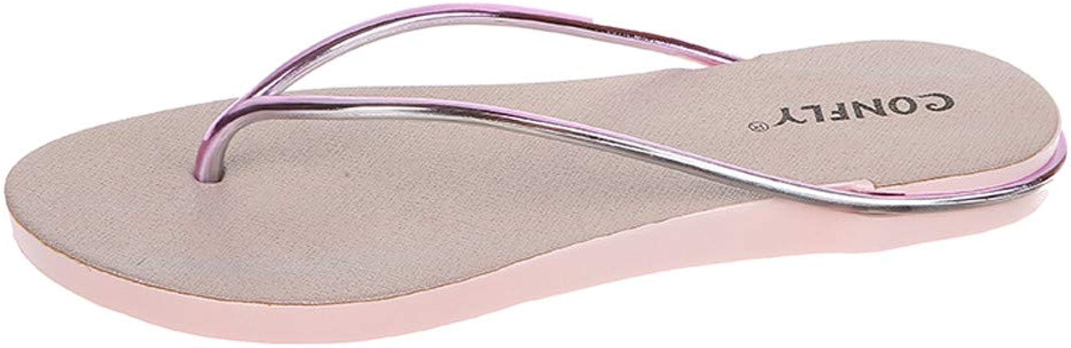 Women Ladies Summer Slippers