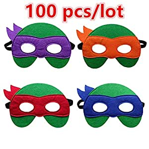 Wholesale 1pcs/Lot Teenage Mutant Ninja Turtles Mask Party ...