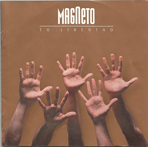 MAGNETO - TU LIBERTAD (Por Tu Amor Dvd)