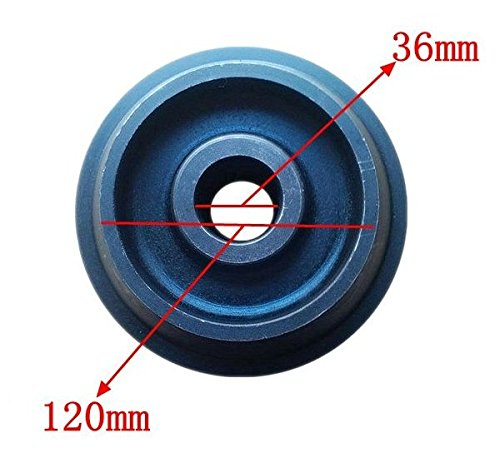 Mayflower - Universal Flange Disc Truck Cone Wheel Balancer 36mm size by Mayflower Products (Image #1)