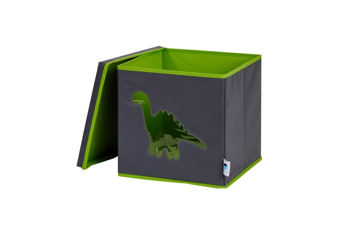 Store.It 672067 Toy Box with Window Dino