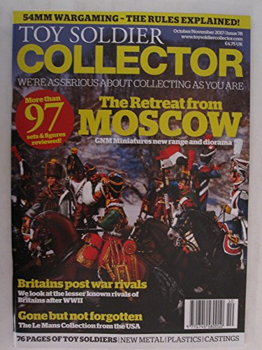Toy Soldier Collector Magazine 78 - October & November 217 (Magazine Collectors Toy)