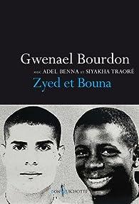 Zyed et Bouna par Gwenael Bourdon